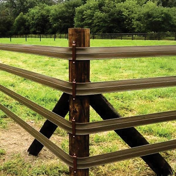 Flexible Studrail Fence