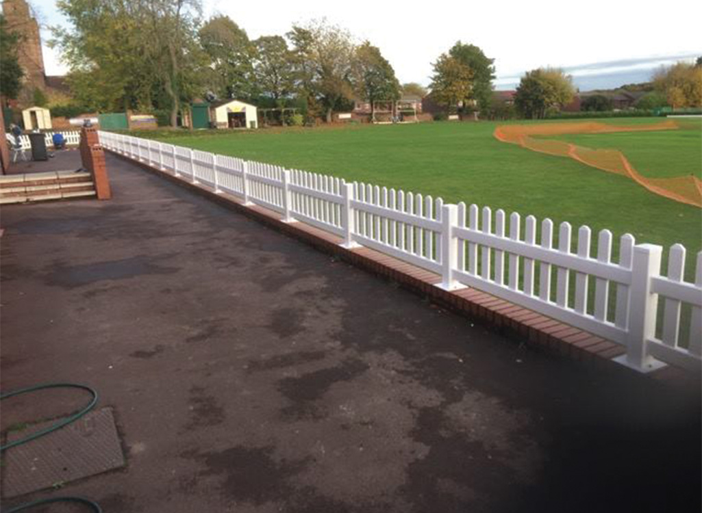 watt plastics sports fields pvc barriers