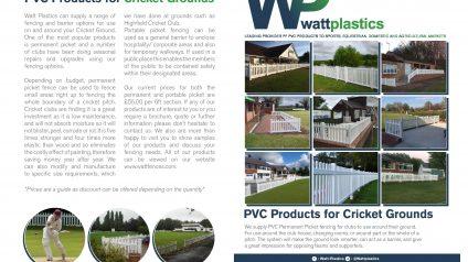 Cricket Picket Fencing