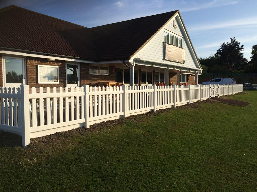 Cricket Picket Fencing