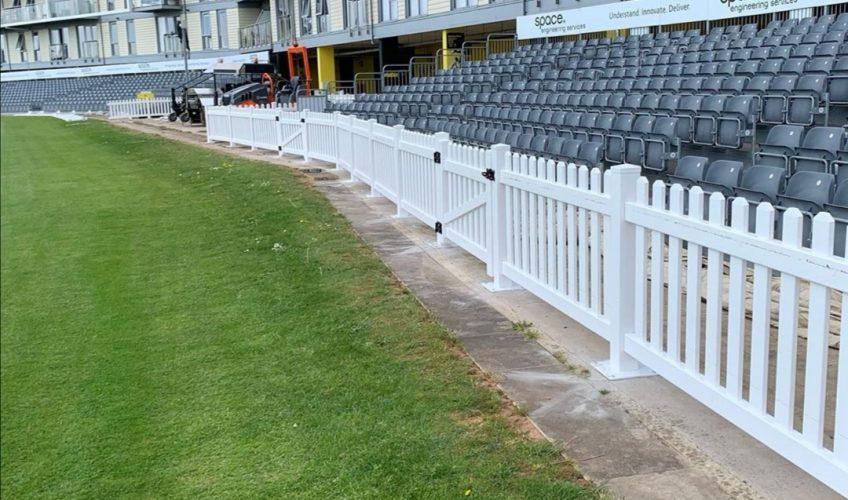 Cricket Picket Fence